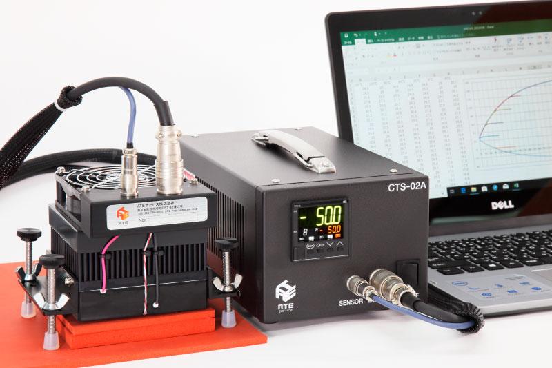 高低温温度試験装置 (CTS-02A)
